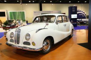 Old Model BMW